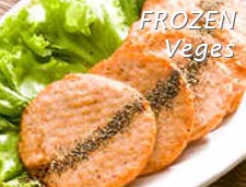 Frozen Vege Selection